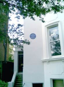 Blackheath\'s Arthur Eddington Blue Plaque