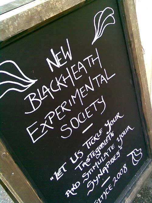 Blackheath Experimental Society