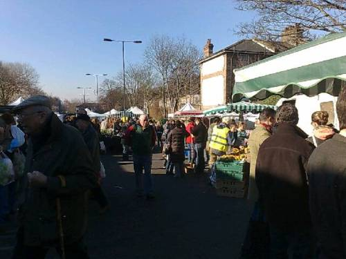 Blackheath Farmers Market