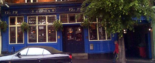 O'Neils Pub