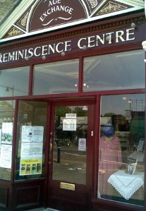 The Reminiscence Centre, Blackheath