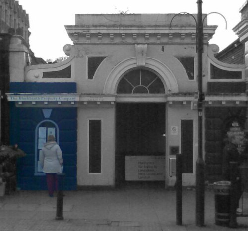 Blackheath Station Conversion