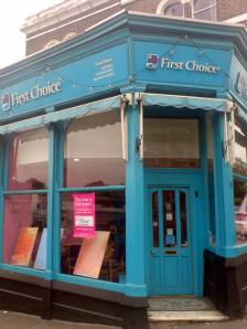 First Choice Travel Agents, Blackheath