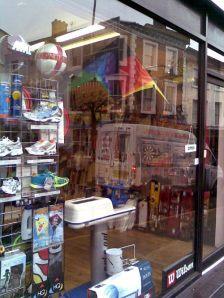 Blackheath Sports and Kite Shop closer