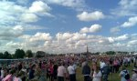Crowds at the Race for Life Blackheath 2008