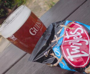 Dacre Arms Courage Best and Twiglets