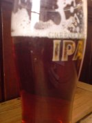 Hare and Billet Pub, Blackheath.  Greene King IPA