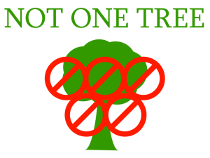 Not One Tree