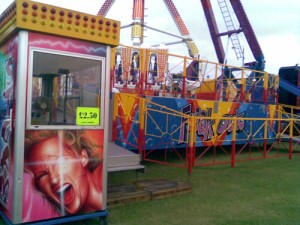 Blackheath Fair Freak Out Ride