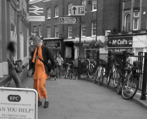 Blackheath High Street Hare Krishna