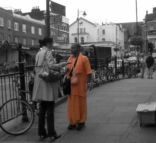 Blackheath High Street Hare Krishna 2