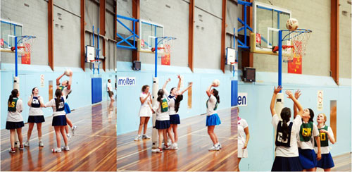 how to train for netball