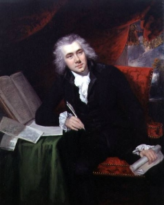 Portrait of William Wilberforce by John Rising, from Wikipedia