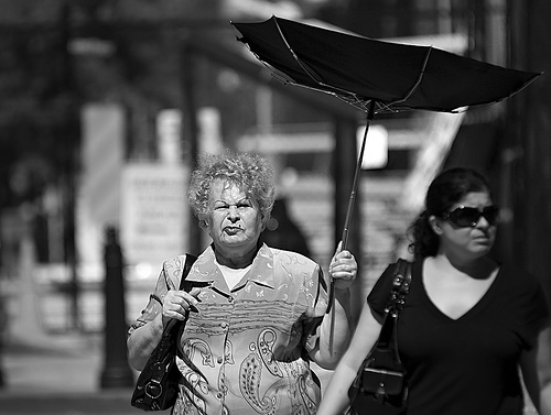 No Day Is So Bad by Flickr user B Tal