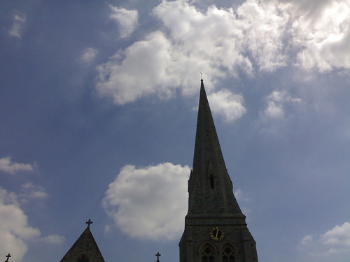 Blackheath All Saints Church by Flickr User Robert Brook