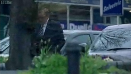 Selectric in Blackheath Village shown in Spooks on the BBC