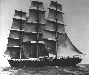 The Cutty Sark from Wikipedia