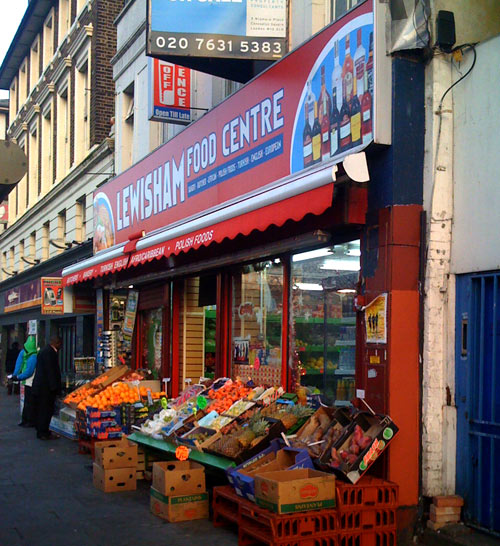 Lewisham Food Centre