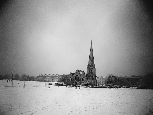 Blackheath All Saints Church by flickr user littlestar19