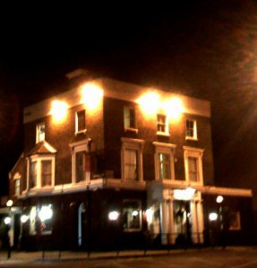 Blackheath Royal Standard Pub, London, SE3