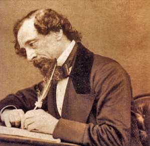 Charles Dickens taken from Wikipedia