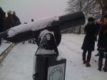 Greenwich park telescope