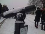Greenwich park telescope
