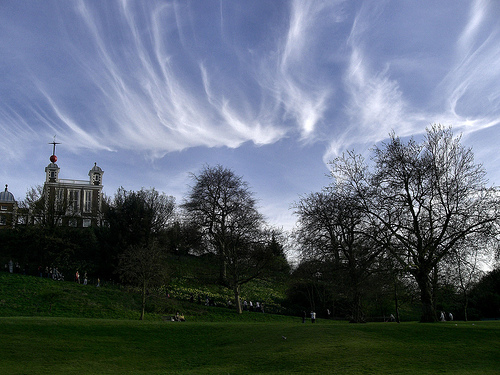 Greenwich Observatory by Flickr user Yersinia