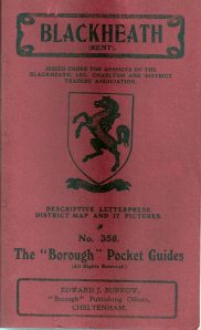Blackheath - The Borough Pocket Guides 1909