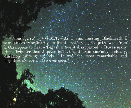 The Perseids text