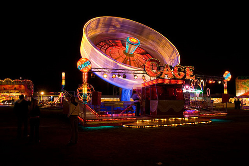 Blackheath Funfair 2009 by R.I.Pienaar