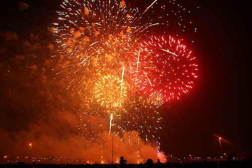 Fireworks gallery by Tristan Wallace on Flickr