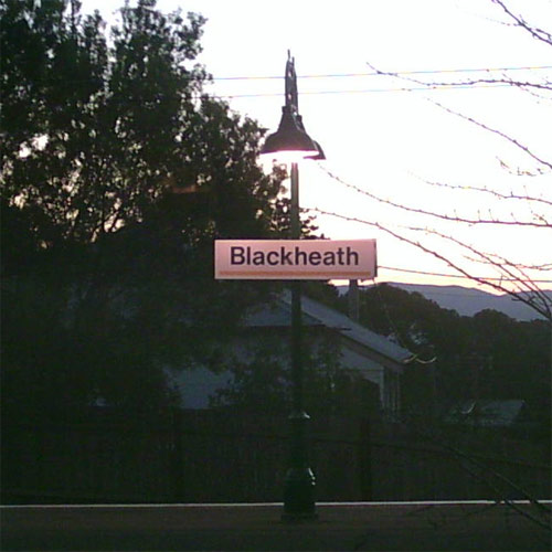 Blackheath Station in the Blue Mountains, by chris huh