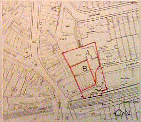 Ownership of the land on the proposed Blackheath Square Piazza