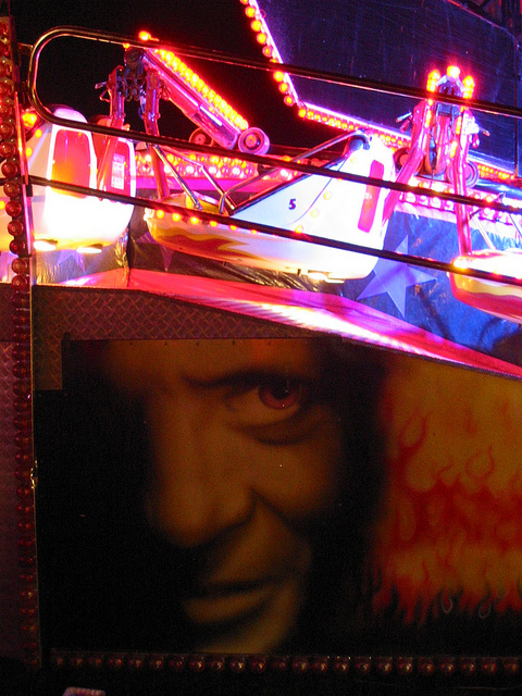 Blackheath Funfair 2010