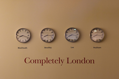 Completely London by Flickr user Garry Knight