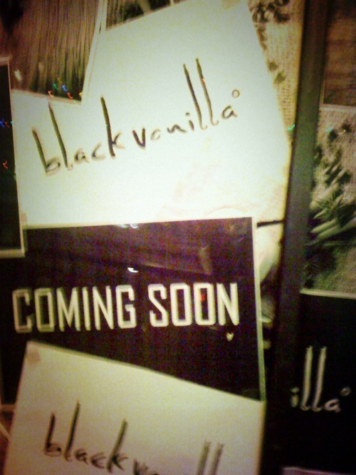 Black Vanilla Bakery in Blackheath coming soon