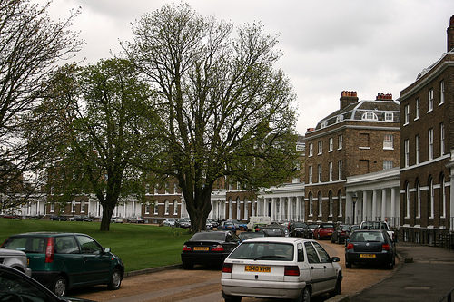 The Paragon in Blackheath, by flickr user John Poulton