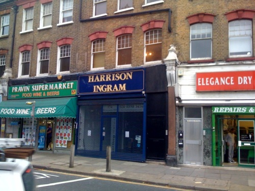 Harrison Ingram Estate Agent to be turned into a Betting Shop?