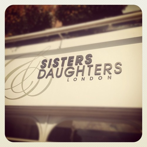 Sisters and Daughters by Elliot Harris