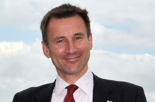 Jeremy Hunt by The Department for Culture, Media and Sport on Flickr